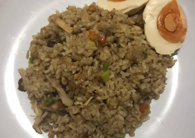 Nasi Goreng Aceh sehat