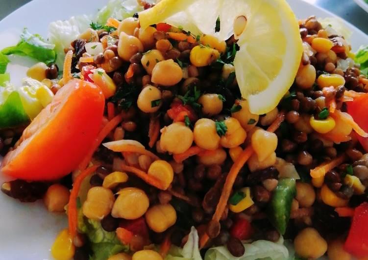 Grande Salade marocaine🥗