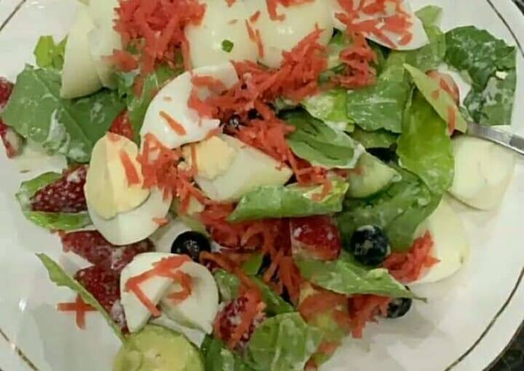 Recipe of Quick Egg salad
