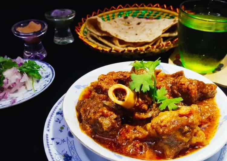 Steps to Prepare Ultimate Karhao Gosht