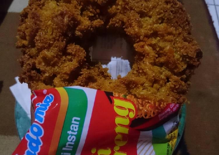 Donut Indomie Goreng