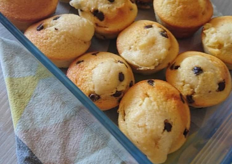 Muffins moelleux à ma façon