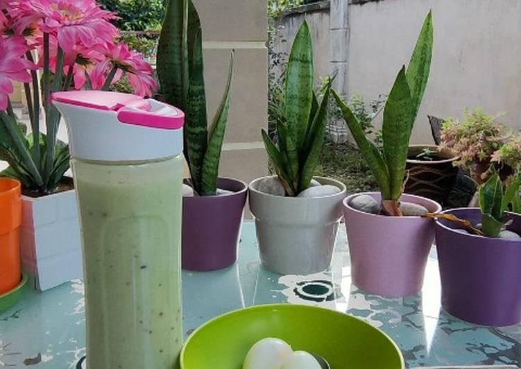 Avocado smoothie - resepipouler.com