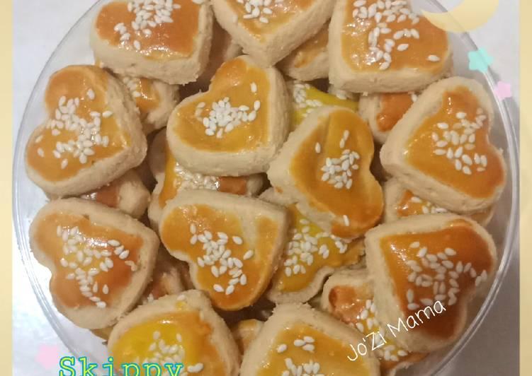 PeanutButter Cookies (Skippy) #kuekering