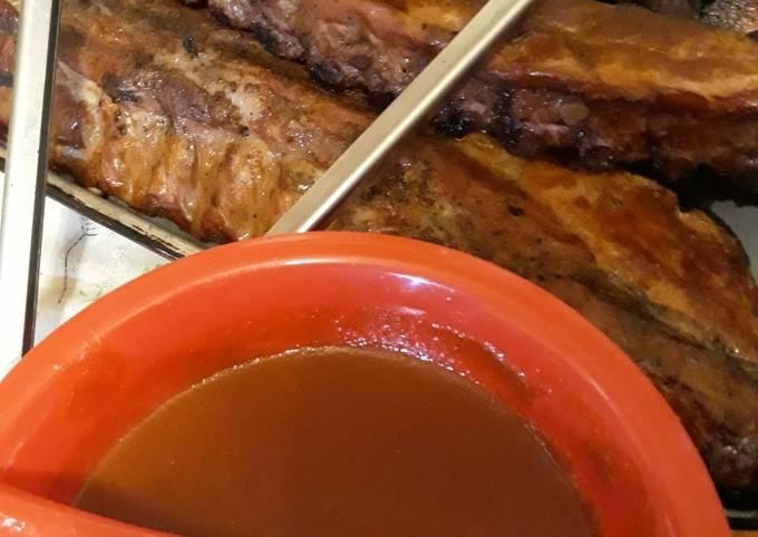 Kentucky Whiskey Barbecue Sauce