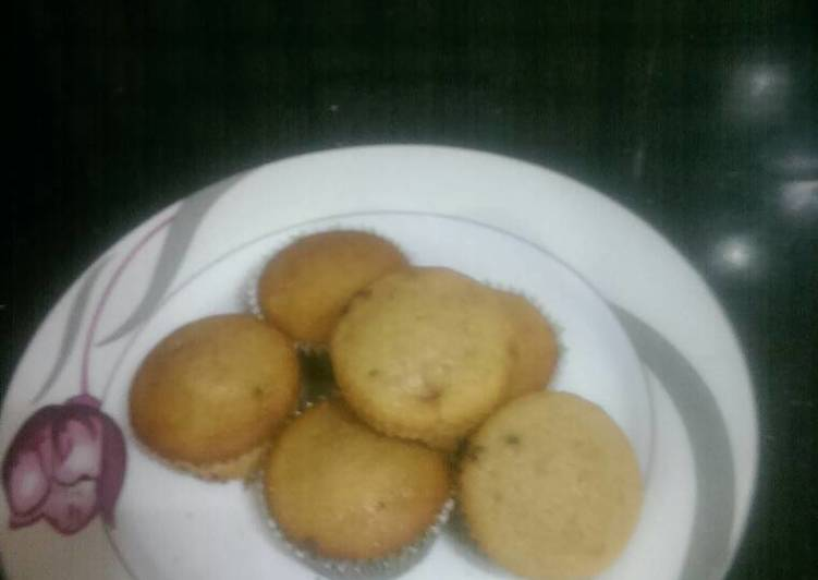 Almond and Sorghum meal Muffins