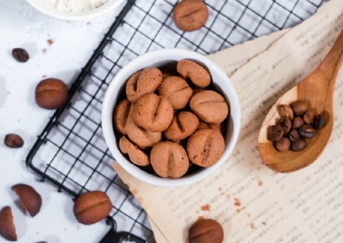 Coffee Bean Cookies