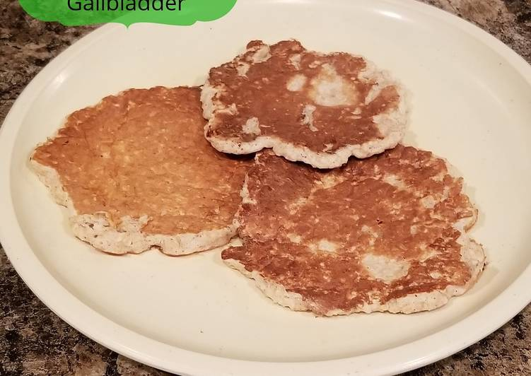 How to Prepare Super Quick Homemade Oatmeal Pancakes
