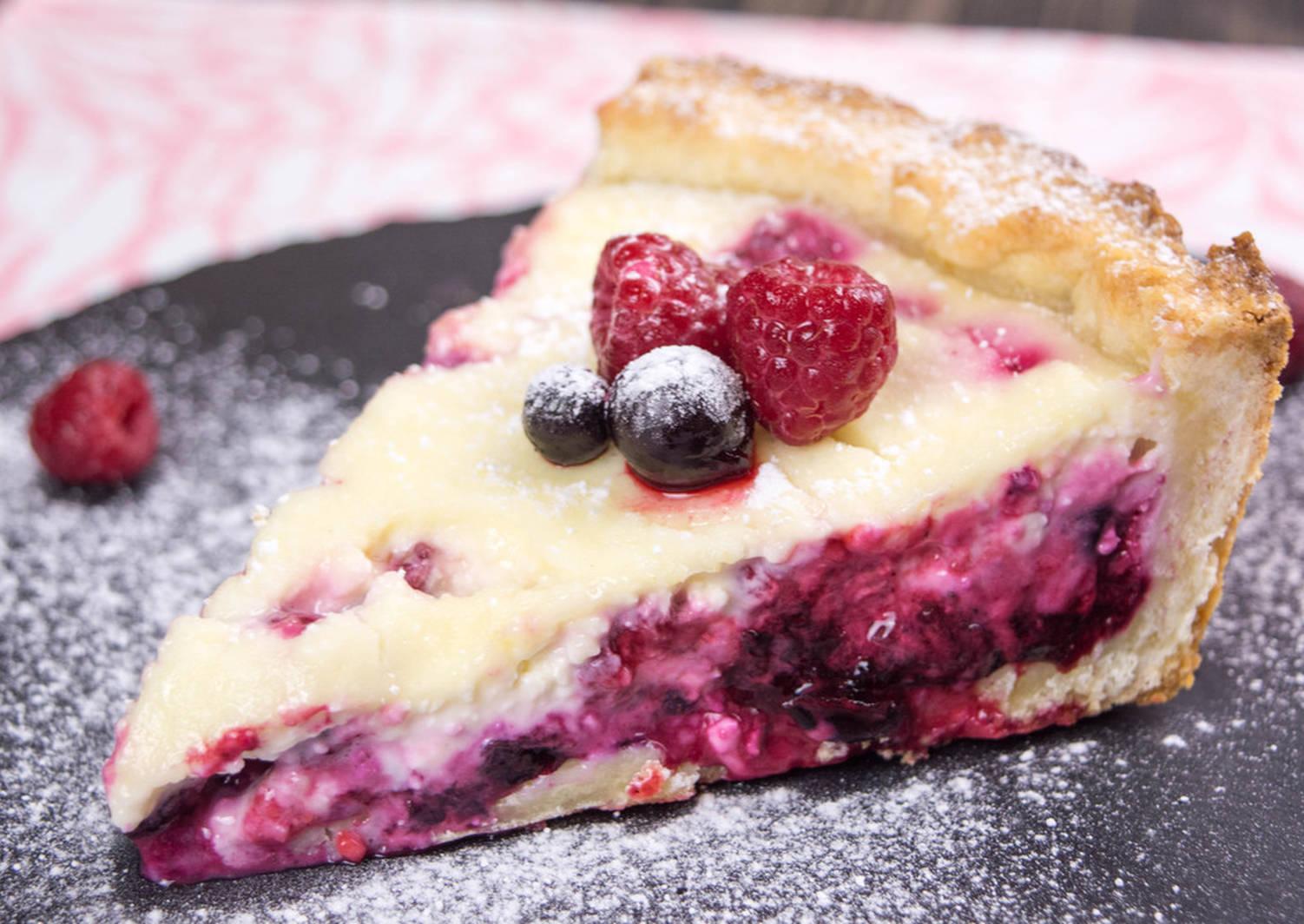 современный пирог со смородиной рецепт с фото быстро законом