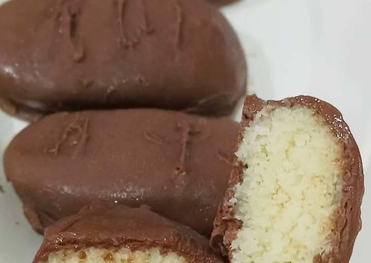 Choco Coconut Bonty Bars