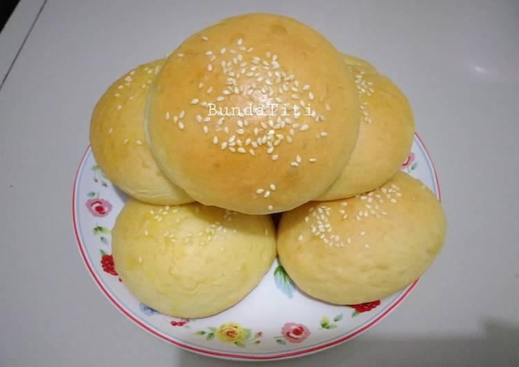 397.Roti Burger Homemade