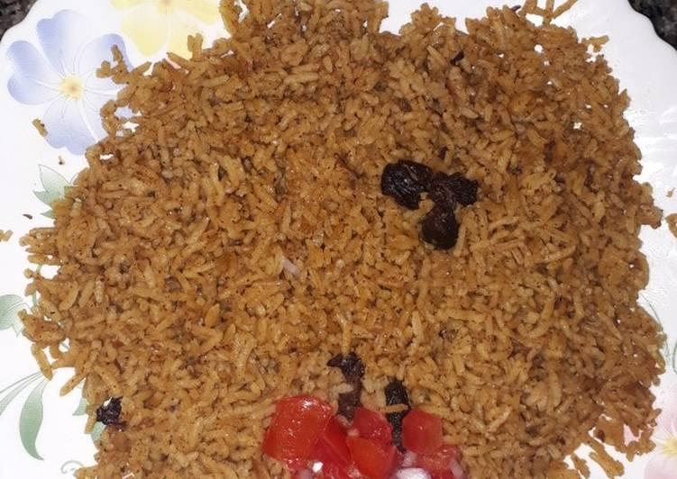 10 Minute Recipe of Spring Simple Weekend Pilau