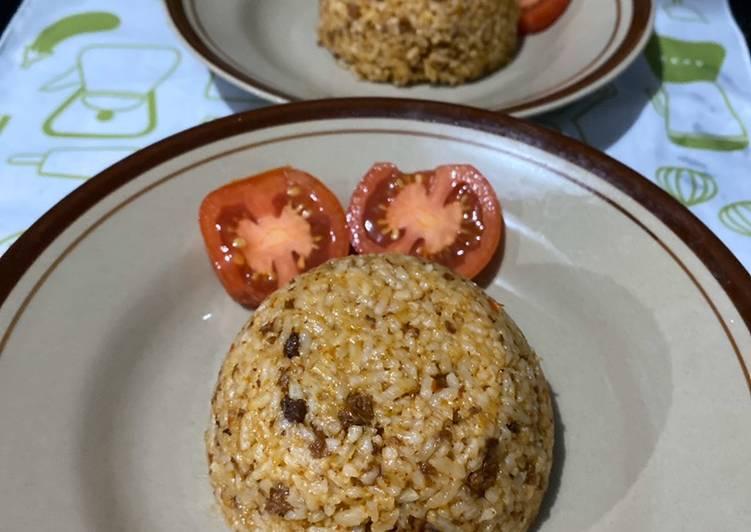 Nasi Goreng Rempah (Daging sapi)