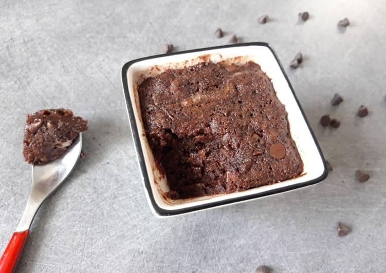 Mugcake choco-coco