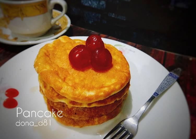 Resep Japanese Soufle Pancake Terenak
