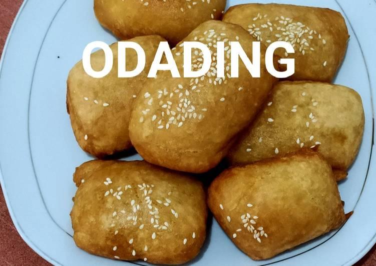 Odading / Roti Bantal