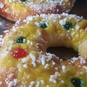 Rosca de Reyes o Pascua
