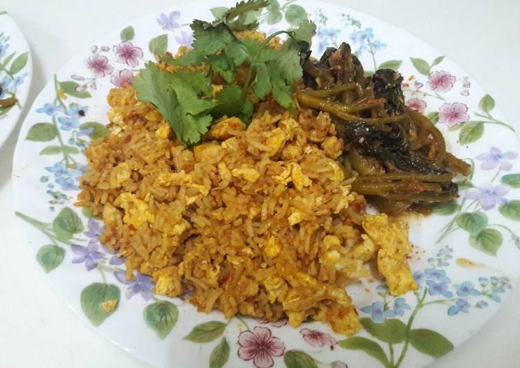 Thai Tomato Fried Rice