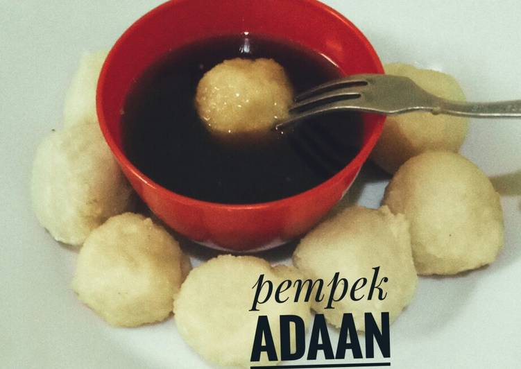 Pempek Adaan (resep asli Palembang) yg selalu jadi rebutan 😍