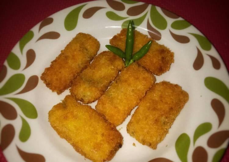 Nugget Mie Sayur