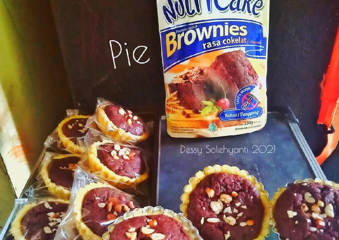 Nutricake Pie Brownies