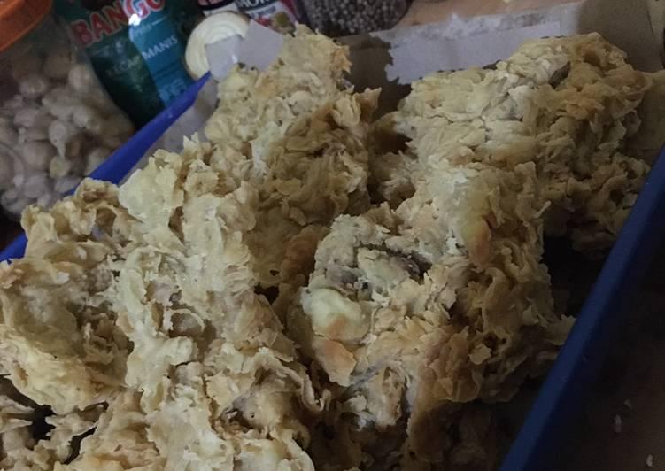 Kentucky KW (tepung goreng)😂🤣
