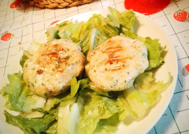 Hamburger di tacchino fatti in casa (ricetta light)