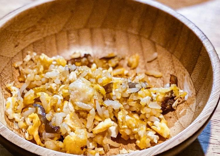 Nasi Goreng Butter Qysha