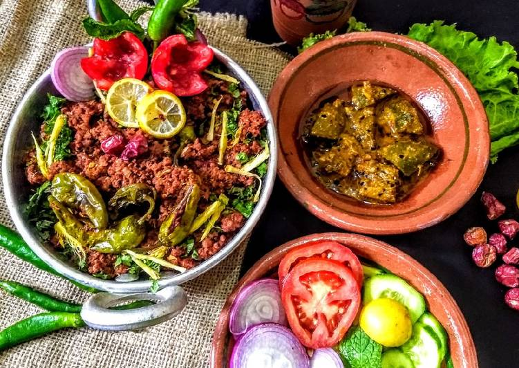 The Best Dinner Ideas Speedy Achaari Qeema