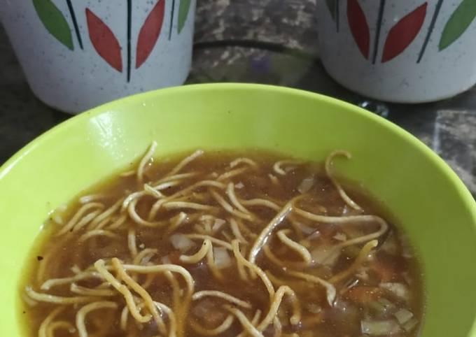 Machow Soup