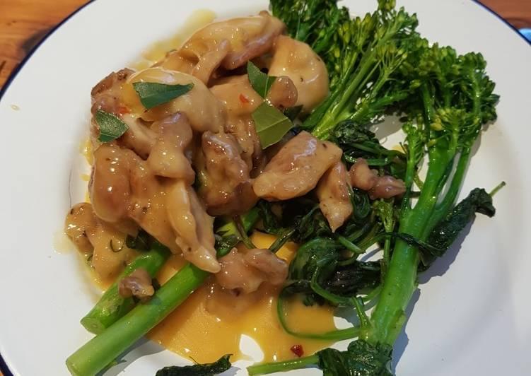 How to Make Ultimate Brunei Buttermilk Chicken