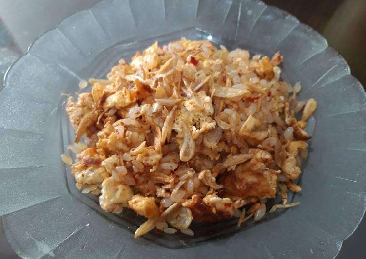 Resep Nasi Goreng Pedas DEBM/Keto