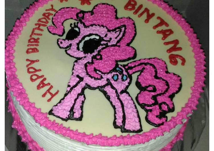 Resep Kuda Poni Cake Oleh Septi Widyalestari Cookpad