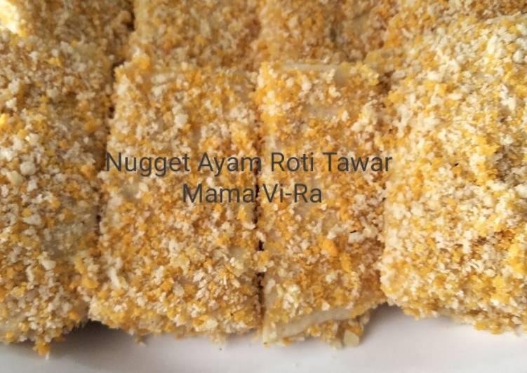 nugget-ayam-roti-tawar