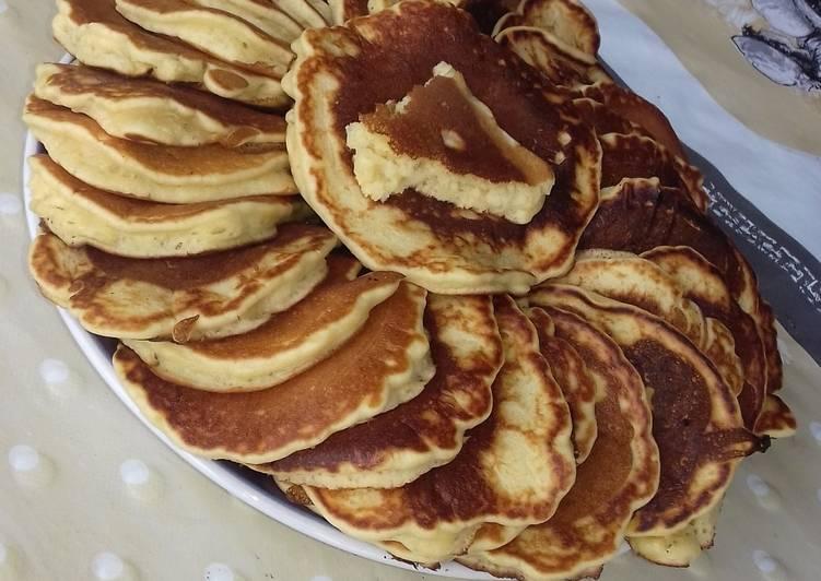 Pancakes ultra facile à réaliser