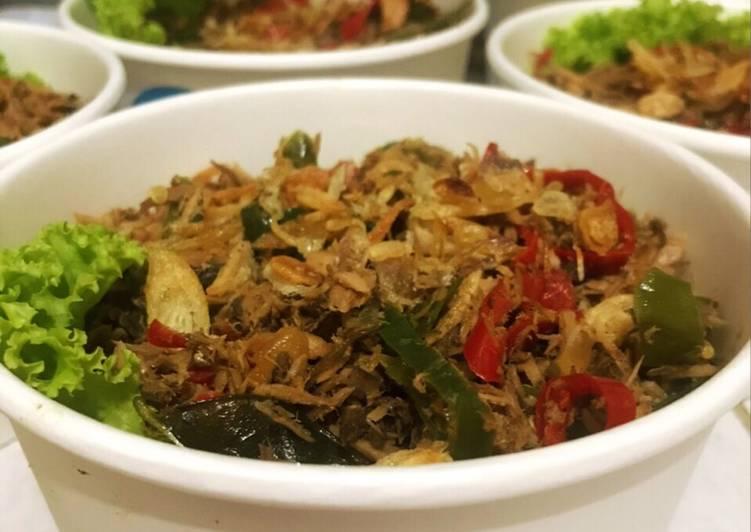 Suwir Tongkol ala�Bilis Kitchen� - cookandrecipe.com