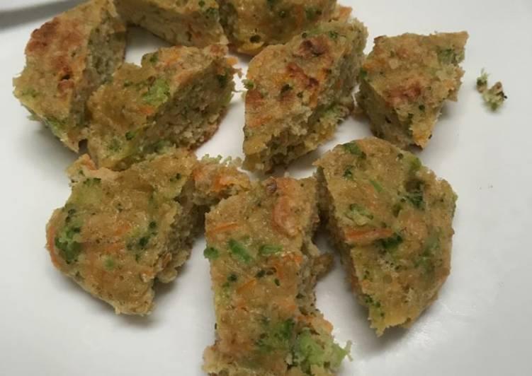 Omelette Oat (Menu Sarapan Sehat)