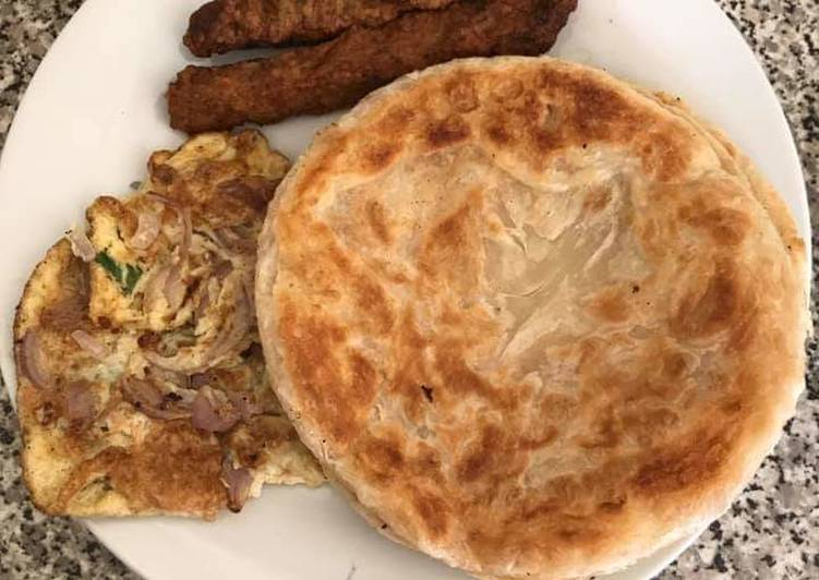 Seekh kabab,fried Egg & ready made paratha, Coconut Oil Is A Fantastic Product And Can In Addition Be Beneficial For Your Health