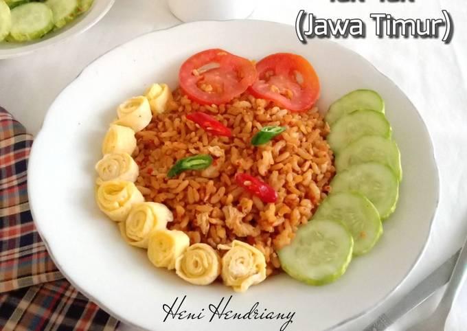 Nasi Goreng Tek-tek(Jawa Timur)