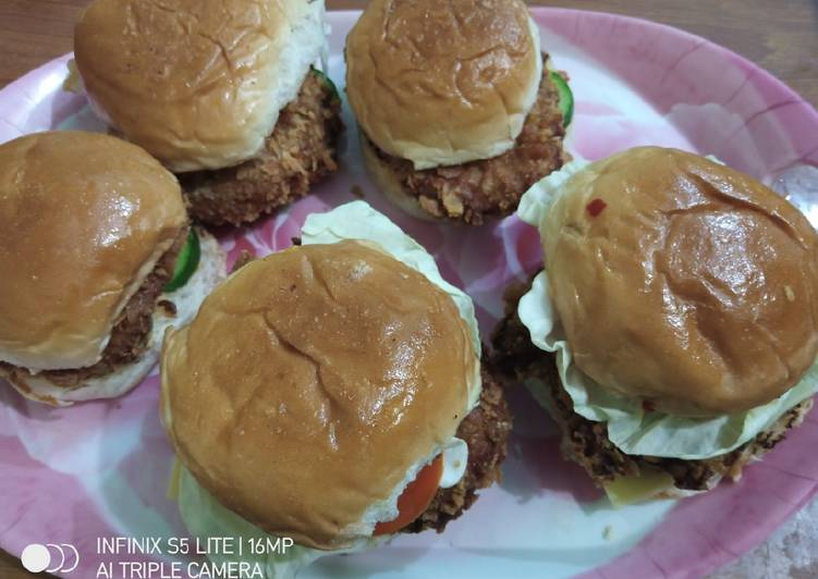 How to Make Award-winning Zinger Burger