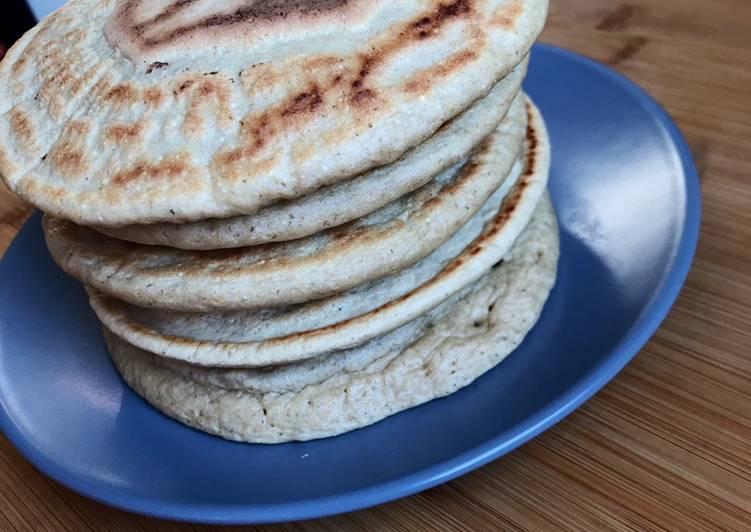 Le moyen le plus simple de Cuire Délicieuse Pancakes aux flocons d'avoine
