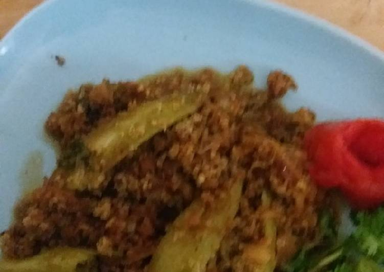 The Best Soft and Chewy Dinner Easy Award Winning Qema karela