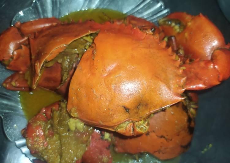 Resep Kepiting Bumbu Kuning Pedas Bisa Manjain Lidah Best Recipes