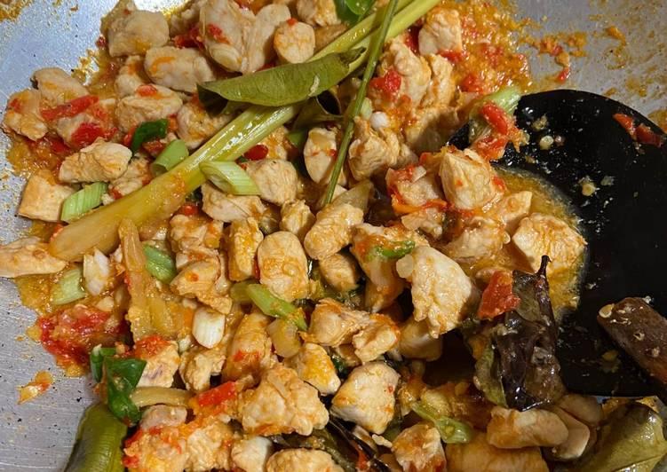Rica Ayam Fillet Kemangi