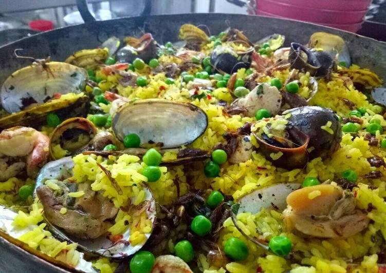 Recipe: Delicious Paella