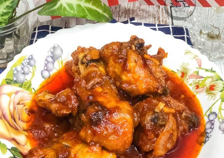 Ayam Pedas Madu - velavinkabakery.com