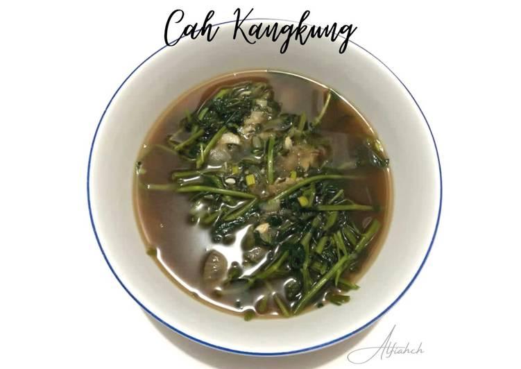 Tumis Cah Kangkung