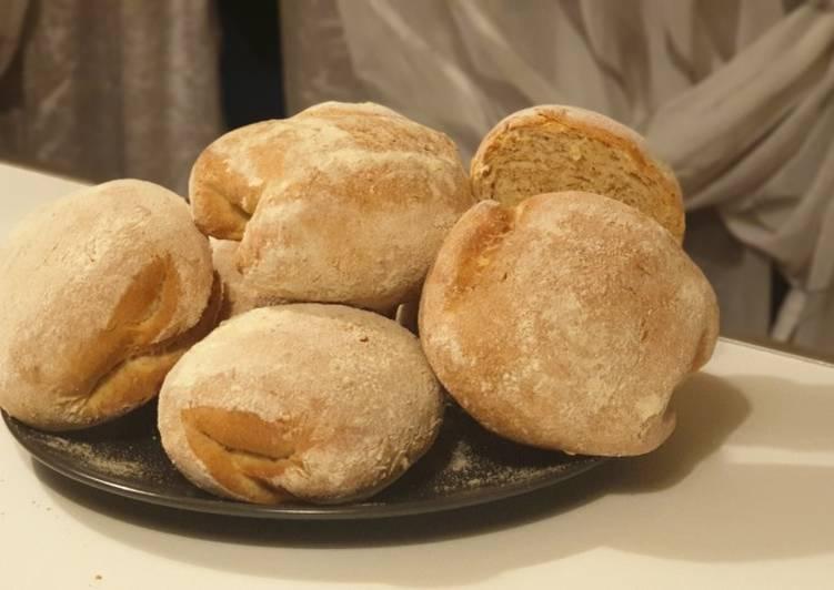 Ricetta Muffuletto siciliano con semi di finocchio