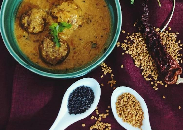 Lauki kofta- A dish from northern India