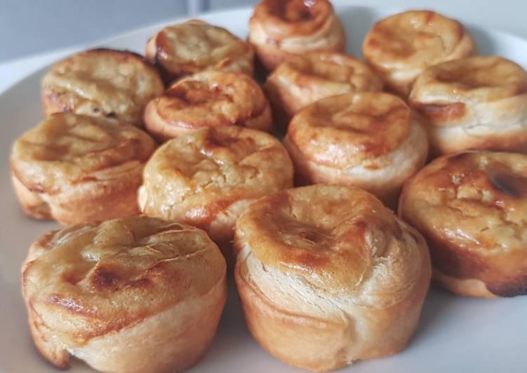 29• Pastéis de nata 🇵🇹 + Mini cake zéro gâchis